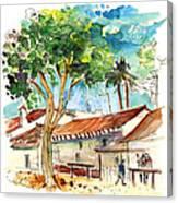 El Rocio 04 Canvas Print