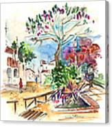 El Rocio 07 Canvas Print