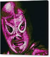 El Santo The Masked Wrestler 20130218m68 Canvas Print