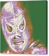 El Santo The Masked Wrestler 20130218v2m128 Canvas Print