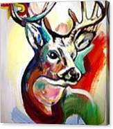 El Venado Canvas Print