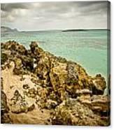 Elafonisi Island Canvas Print