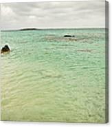 Elafonisi Sea View Canvas Print