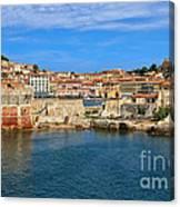 Elba Island - Portoferraio  Canvas Print