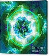 Electric Attraction Canvas Print