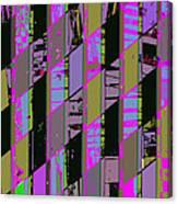 Electric Magenta Canvas Print