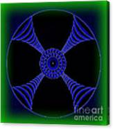 Electric Turbo Canvas Print