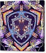 Electric Vortex Canvas Print
