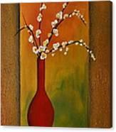 Elegant Bouquet Canvas Print