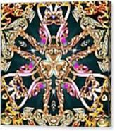 Elegant Manifest Canvas Print