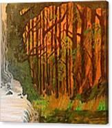 Elemences Canvas Print