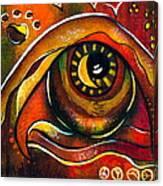 Elementals Spirit Eye Canvas Print