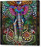 Elephant Dream Canvas Print