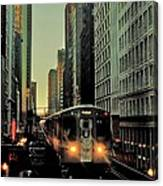 Elevated Canvas Print