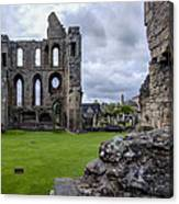Elgin Cathedral Community - 4 Canvas Print