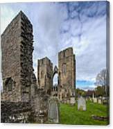 Elgin Cathedral Community - 5 Canvas Print