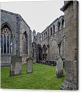 Elgin Cathedral Community - 6 Canvas Print