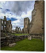 Elgin Cathedral Community - 7 Canvas Print