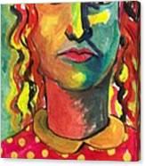 Elia Canvas Print