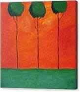 Elipsis Canvas Print