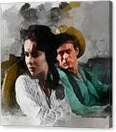 Elizabeth And James - Giant Canvas Print