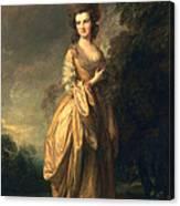 Elizabeth Beaufoy, Later Elizabeth Canvas Print
