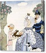 Elizabethan England Canvas Print