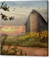 Elk County Canvas Print