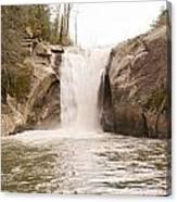 Elk Creek Falls 34 Canvas Print
