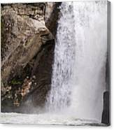 Elk Creek Falls 35 Canvas Print