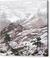 Elk Mountain Canvas Print
