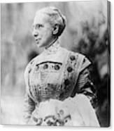 Ella Flagg Young (1845-1918) Canvas Print