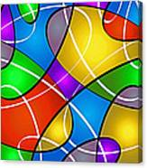 Elliptical Canvas Print