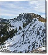 Ellis Peak Trail 5 Canvas Print