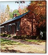 Elm Offices - Davidson College Canvas Print