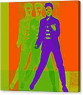 Elvis Jail House Rock 20130215m28 Canvas Print
