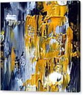 Elysian Falls  Canvas Print