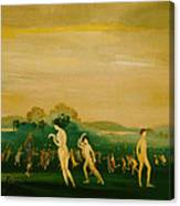 Elysian Fields Canvas Print
