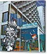 Embarcadero Buildings In San Francisco-california  Canvas Print