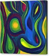 Emerald Dreams Canvas Print