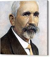 Emil Kraepelin (1856-1926) Canvas Print