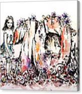 Emilee's World Canvas Print