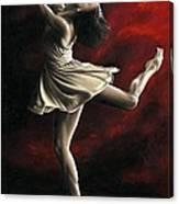 Emotional Awakening Canvas Print