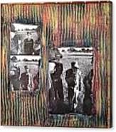 Emotional Breakdown By Alfredo Garcia Canvas Print