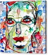 Emotional Rescue Canvas Print