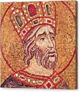 Emperor Constantine I Canvas Print