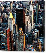 Empire View Canvas Print