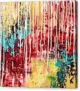 Empowering Emotion Canvas Print