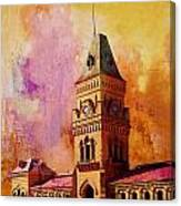 Empress Market Canvas Print