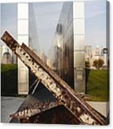 Empty Sky New Jersey September 11th Memorial Canvas Print